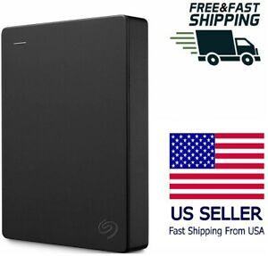 🔥📀Seagate for PS4 PS5 Playstation Portable External Hard Drive HDD SEALED USB