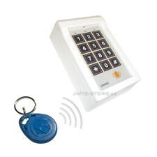 Profi Sicherheits Codeschloss Kartenleser RFID Schloss Zahlenschloss Code Haus