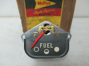 Mopar NOS 1959 Plymouth Savoy Belvedere Fury Fuel Gauge 1879409
