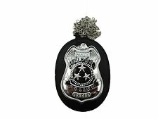 Detective Badge Police Office Badge Law Enforcement Party Accessories Fancy Dres