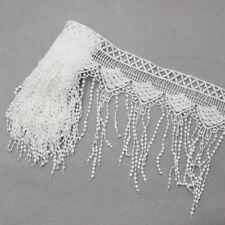 2 Yards Venise Lace Applique Trim Wedding Bridal Dress Ribbon Sewing DIY Craft