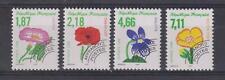 France année 1998 timbre préoblitéré  Fleurs sauvages N°240**au N°243**réf 5664