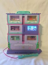 Mattel Pixel Chix Roomies Mansion Apartments interactive House 2006 Mattel Works
