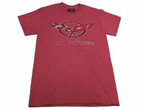 GM General Motors Chevrolet Chevy Motors Corvette Logo Men's T Shirt