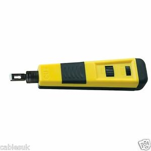 Impact punchdown Tool 110 Punch Down for Ethernet 22 23 24 26 AWG Wire