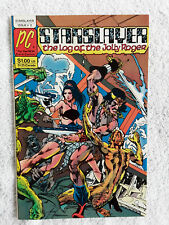 Starslayer #2 the Log of the Jolly Roger (Apr 1982, Pacific Comics) *VF