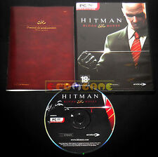 HITMAN BLOOD MONEY Pc Versione Ufficiale Italiana ••••• COMPLETO