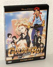 3 DVD Box Anime Serie Golden Boy - Complete Collection Gesamtausgabe - Deutsch