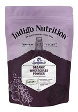 Organic Wheatgrass Powder - 250g - Indigo Herbs