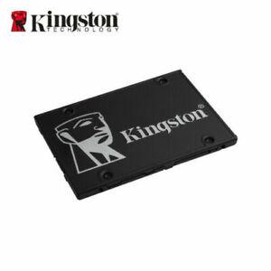 "Kingston KC600 2.5"" 256GB SATA III Solid State Drive"