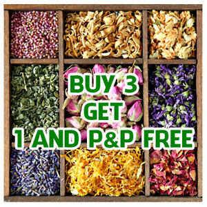 Dry Dried Flowers, Dried Petals to make a Healthy Tea Mix, Food , Confetti