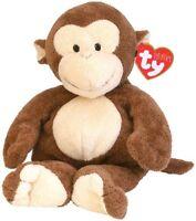Ty UK Pluffie - Dangles Monkey Soft Toy