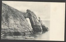 Postcard Torquay Devon early view of Natural Arch