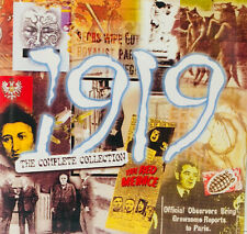 1919 - The Complete Collection CD - NEW - (post punk, killing joke)