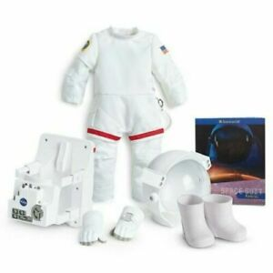 """NEW American Girl Luciana Vega Space Suit for 18"""" Doll - DOLL NOT INCLUDED"""