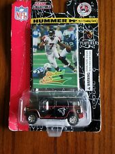 Michael Vick 2004 Collectible 1:64 Hummer H2 Die Cast Car