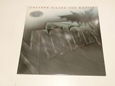 VICTORY - CULTURE KILLED THE NATIVE - LP 1989 METRONOME LTD EDITION W/POSTER -