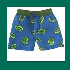 NWT 12-18 Mos Gymboree SHARK REEF SWIM TRUNKS Leak Proof DIAPER COVER INSERT