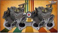 Twin 45 DCOE FAJS (Weber) sidedraft carburettor set Nissan Datsun A12 120Y 1200