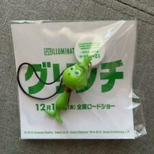 Grinch Key Chain JAPAN Limited The Grinch Movie strap Dr. Seuss' The Grinch