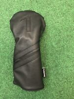 Black Out Golf Driver Headcover Fits Callaway, TaylorMade, Titliest, Ping, Cobra