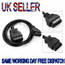 16 Pin Male to Female 1.5M Extension Extent Diagnostic Cable Adapter OBD-II OBD2
