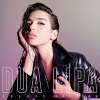 Dua Lipa - Dua Lipa Deluxe Edition (CD ALBUM) NEW SEALED