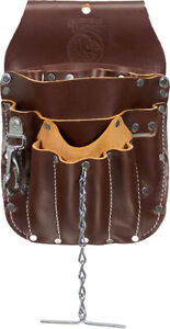 Occidental Leather 5049 Electricians Telecommunication Tool Pouch Tool Belt Bag