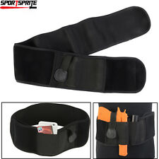 Belly Wrap Abdominal Band Gun Holster Pistol for Glock 19 17 22 23 26 42 43