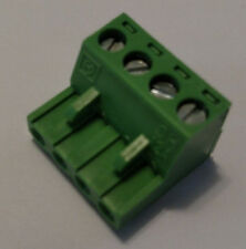 4 pin - 5.00mm Speaker Connector - B&K, Creston, Speakercraft, Elan, Bose