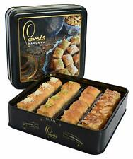 Persis Haute Qualité baklavas Assorted Tin 350 g