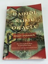 Haindle Rune Oracle By Nigel Pennick Illustrated With Haindle Rune Tarot Cards