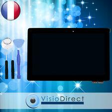 Ecran complet pour Asus Transformer Book T100TAM noir vitre tactile + écran LCD