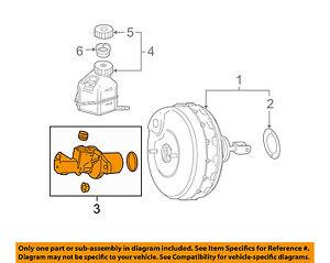 Mercedes MERCEDES-BENZ OEM 12-14 C300-Brake Master Cylinder 2044300501