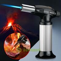 1300℃ Refillable Butane Micro Mini Cigar Lighter Jet Torch Gun Soldering Welding