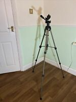 Tevion Hama Tripod For Camera Or Video Aluminium Extendable Legs