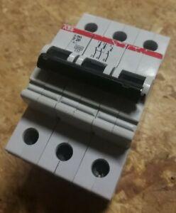 ABB S263 GHS2630001R0205 B20A Sicherungsautomat B20 Leitungsschutzschalter 3-pol