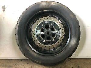 2016 Yamaha Bolt XVS950 Black Cast Rear Wheel Rim & Tire