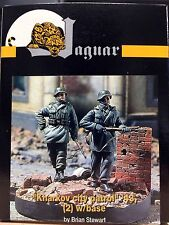 Jaguar 1/35 Kharkov City Patrol '43 (2) w/Base Resin Figures - 63106