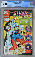SILVER SURFER ANNUAL #6 (1993) CGC 9.8 (NM/MT) WHITE - 1st Legacy (Genis-Vell)