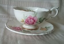 James Kent Staffordshire vintage 1930's Old Foley cup, saucer set Chinarita 5459