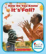 How Do You Know It's Fall? (Rookie Read-About Science)-ExLibrary
