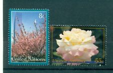 Nations Unies New York 1997 - Michel n. 730/31 -  Timbres poste ordinaire