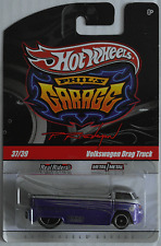 Hot Wheels – VW Drag Truck violett/silber Phil´s Garage Chase Neu/OVP