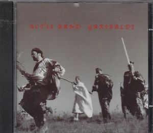 ACTIS BAND - garibaldi CD