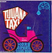 HERB ALPERT TIJUANA BRASS Taxi - Mono EP 1960's