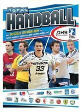 TOPPS Handball DHB Sticker alle 18 Mannschaften NEU
