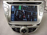 11 12 13 Hyundai ELANTRA OEM GPS Navigation Radio XM Sat CD MP3 GPS 96560-3X100
