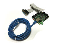 Ethernet SmoothStepper Control Board for Mach3 and Mach4, 6 axis with Cable