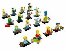 The Simpsons Série 1 Figure à Choix Mini Lego Figurines 71005 Rares Nouveau